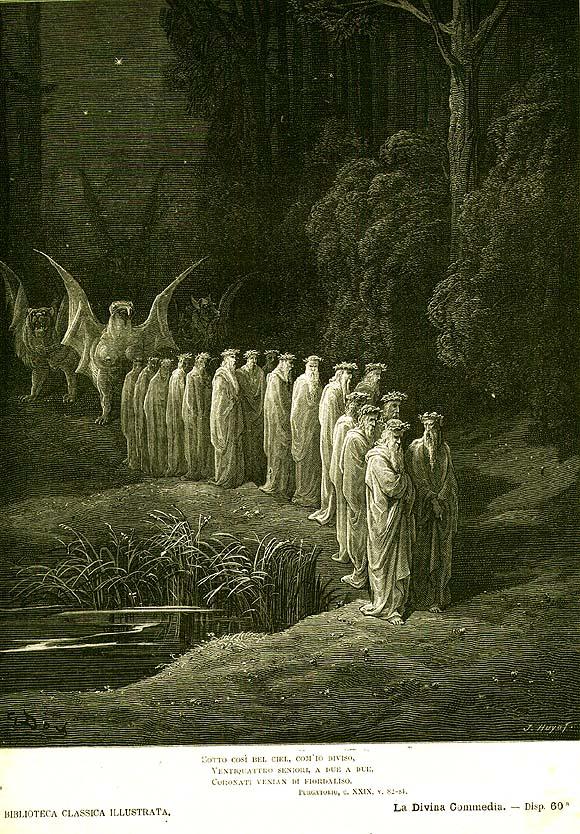 Ilustraciones fantásticas de Gustave Doré