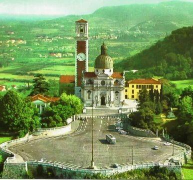Il Santuario di Monte Berico