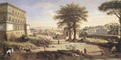 itinerari roma e lazio frascati villa