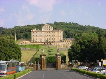 Itinerari roma e lazio frascati villa aldobrandini viaggi di gruppo - Giardini dell acropoli arpino ...