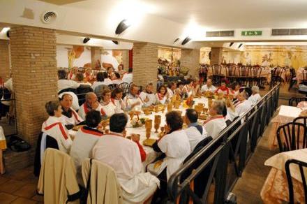 Serate a tema enogastronomia locali for Cucina romana antica