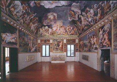 Mantova palazzo ducale musei d 39 italia finestre sull 39 arte for Stanza mantova
